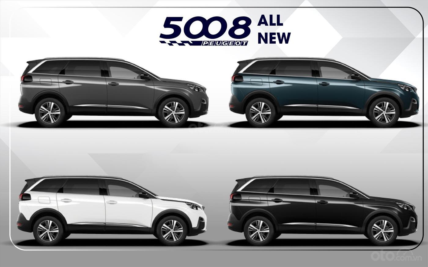 Màu xe Peugeot 5008 2020 a1