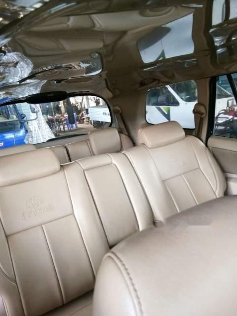 Cần bán gấp Toyota Innova MT đời 2008, màu bạc, nhập khẩu nguyên chiếc, giá 335tr (5)
