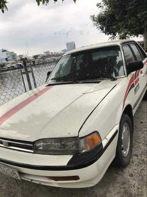Bán Honda Accord năm sản xuất 1987, màu trắng (1)