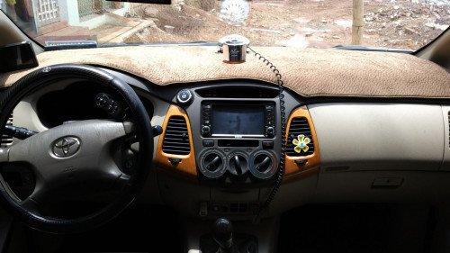 Chính chủ bán Toyota Innova 2.0 MT đời 2011, màu vàng cát (4)