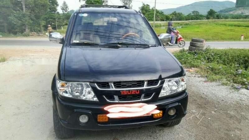 Gia đình bán xe Isuzu Hi lander năm 2009, màu đen  (1)