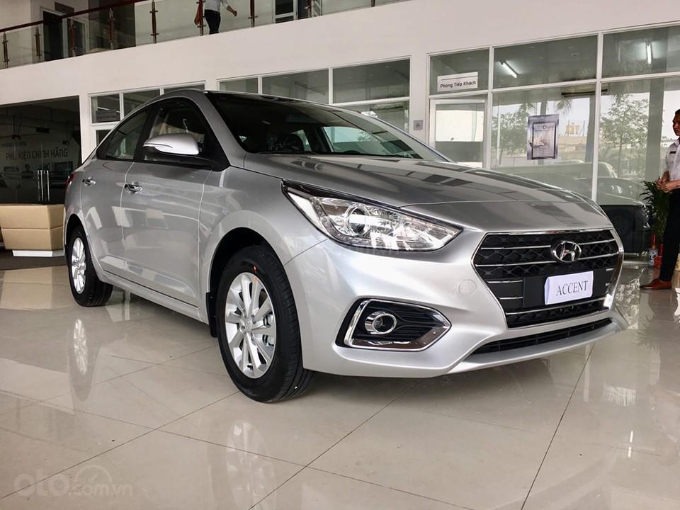 Hyundai Accent 1.4 AT Base, giao ngay, hỗ trợ ngân hàng lên đến 100%, liên hệ 0903106566-0