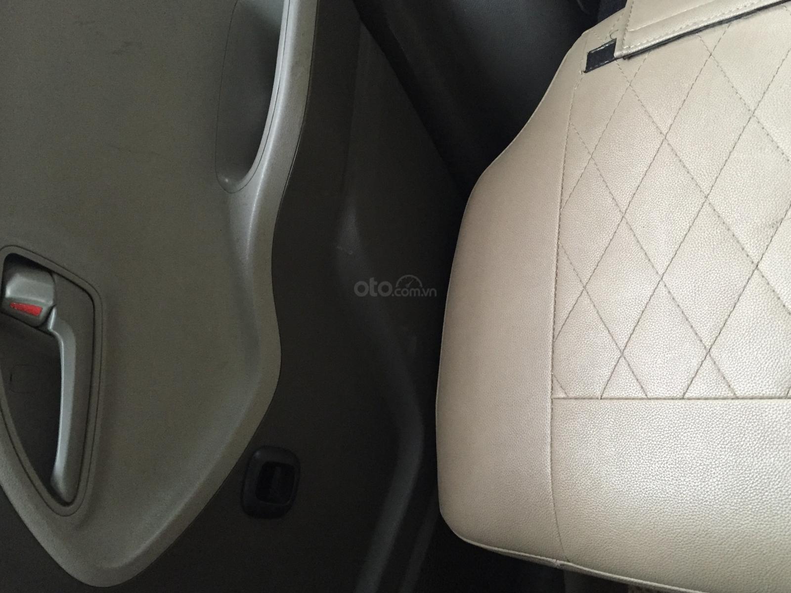 Bán xe Kia Morning Van 2013, mầu trắng-5