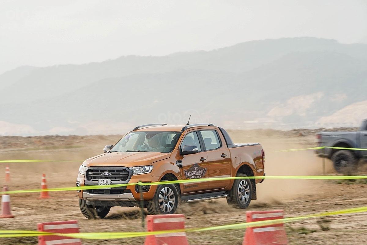Ford Ranger 2019 nổi tiếng với độ yên tĩnh hàng đầu phân khúc a2