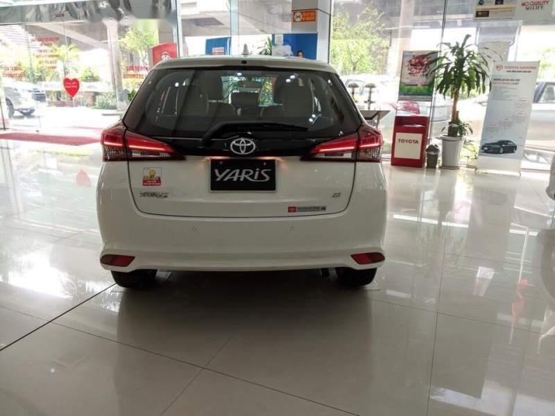 Bán Toyota Yaris 2019, màu trắng, nhập khẩu Thái, giá tốt (3)