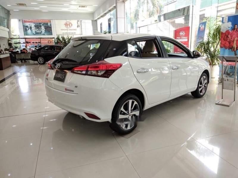 Bán Toyota Yaris 2019, màu trắng, nhập khẩu Thái, giá tốt (5)