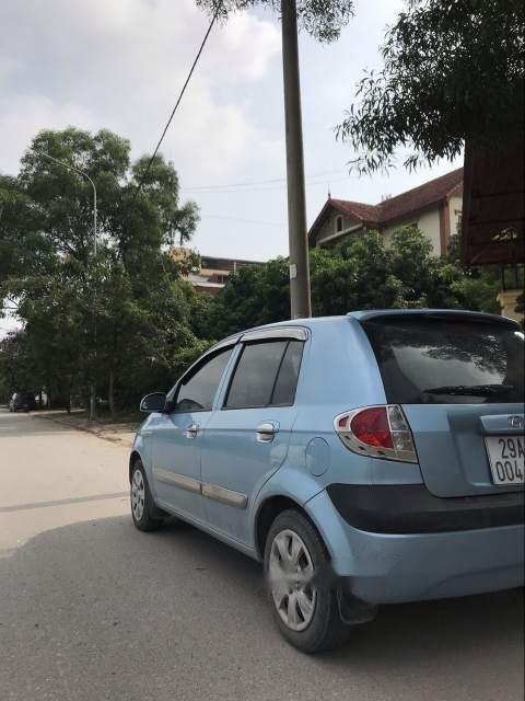 Cần bán Hyundai Getz sản xuất 2010, xe gia đình-1