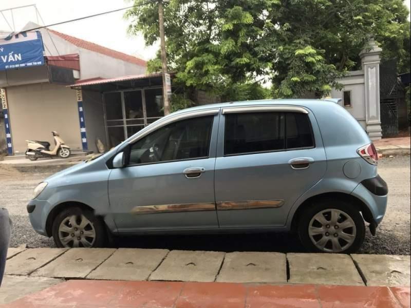 Cần bán Hyundai Getz sản xuất 2010, xe gia đình-0