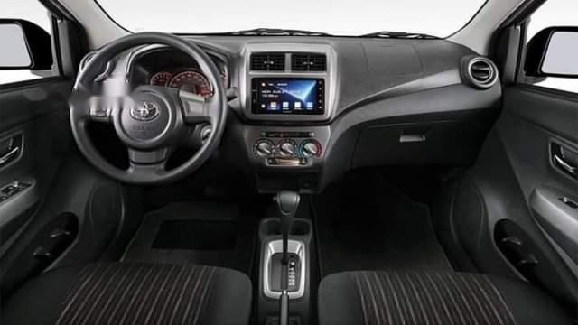 Bán ô tô Toyota Wigo sản xuất 2019, màu đỏ, xe nhập-3