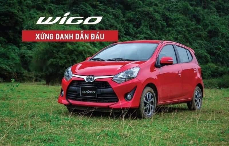 Bán ô tô Toyota Wigo sản xuất 2019, màu đỏ, xe nhập-4