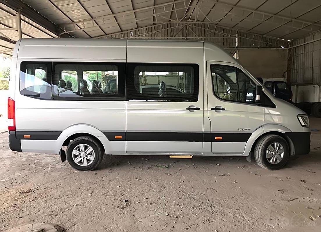 Bán xe Hyundai Solati sản xuất năm 2019, màu bạc, 990 triệu (3)