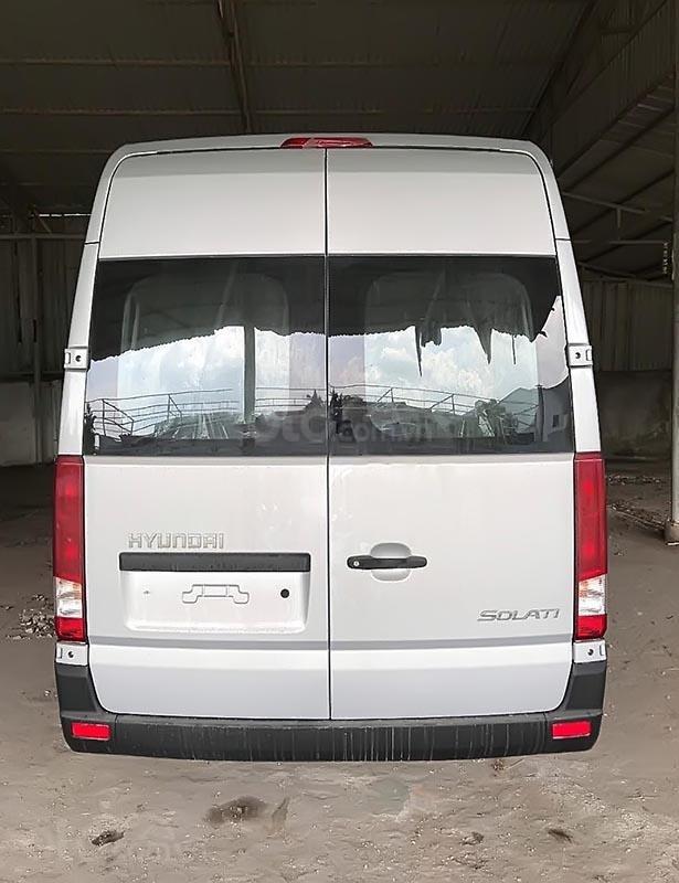 Bán xe Hyundai Solati sản xuất năm 2019, màu bạc, 990 triệu (5)
