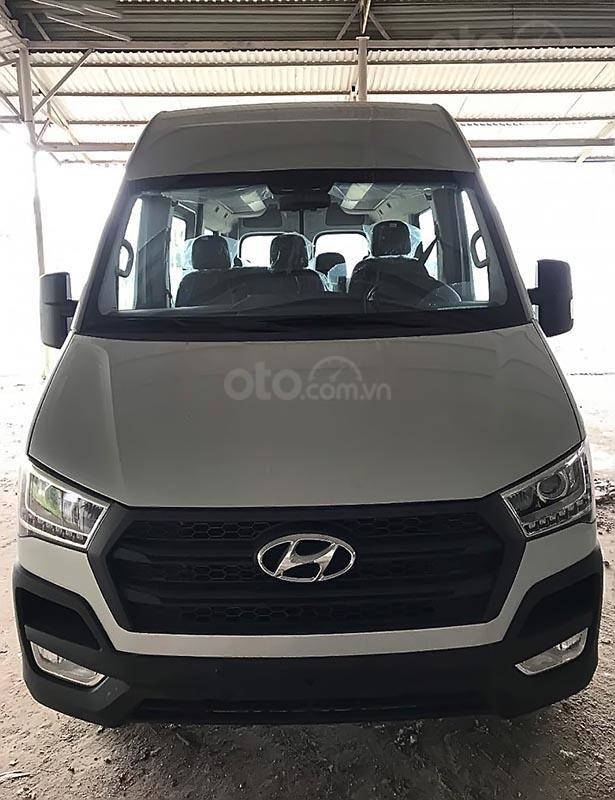 Bán xe Hyundai Solati sản xuất năm 2019, màu bạc, 990 triệu (1)
