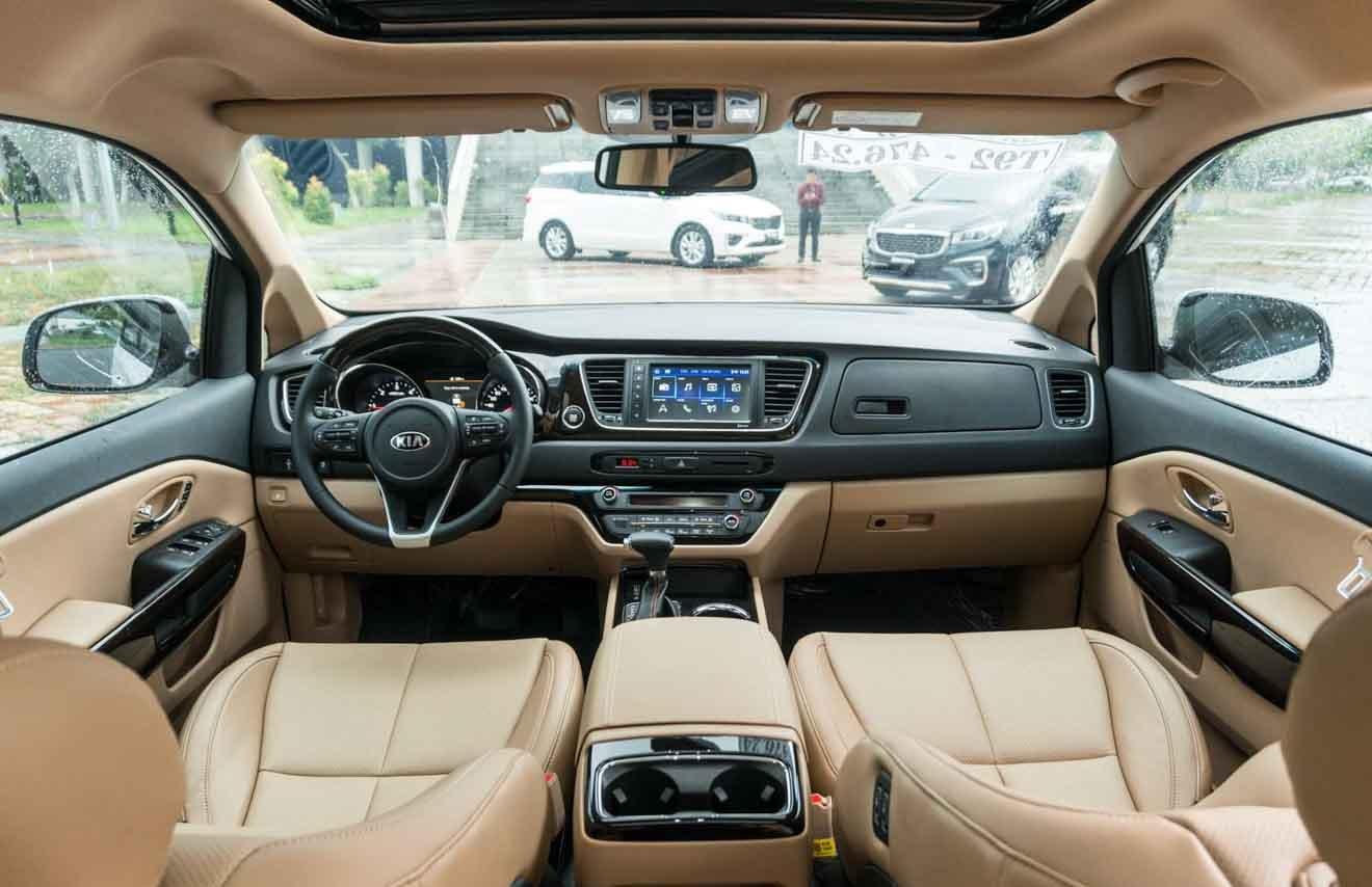 Thông số kỹ thuật xe Kia Sedona 2019 a3