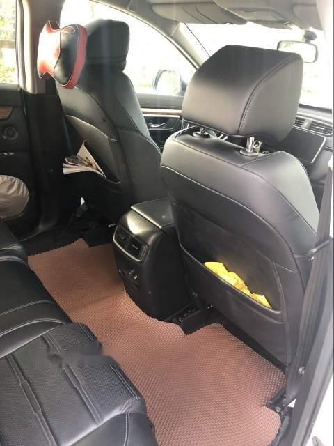 Bán Honda CR V năm sản xuất 2018, màu trắng, nhập khẩu xe gia đình-5