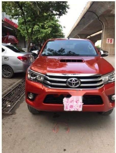 Bán xe Toyota Hilux G sản xuất 2016 chính chủ, giá chỉ 698 triệu (4)