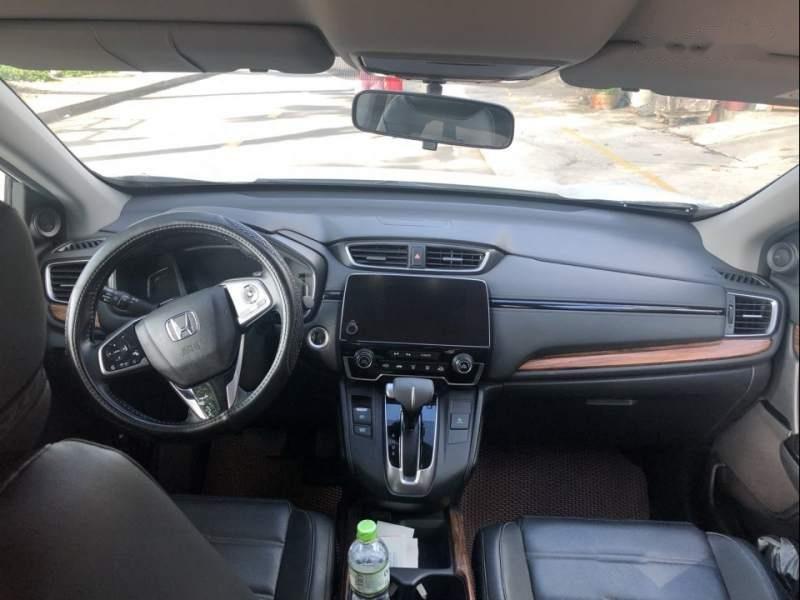 Bán Honda CR V năm sản xuất 2018, màu trắng, nhập khẩu xe gia đình-3
