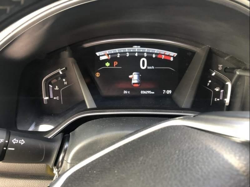 Bán Honda CR V năm sản xuất 2018, màu trắng, nhập khẩu xe gia đình-4