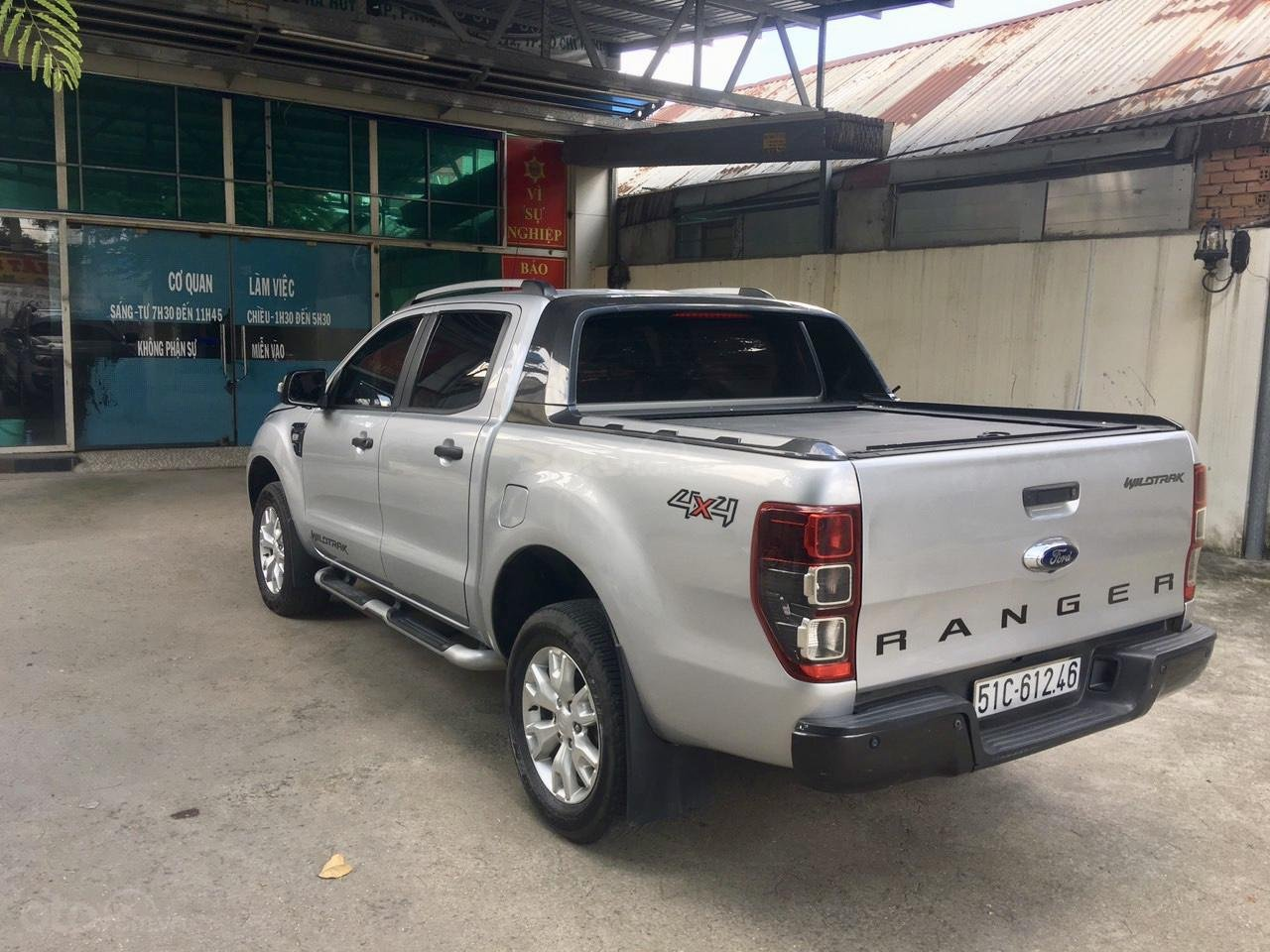 Cần bán xe Ford Ranger Wildtrak 3.2 sản xuất 2015, nhập khẩu nguyên chiếc-1