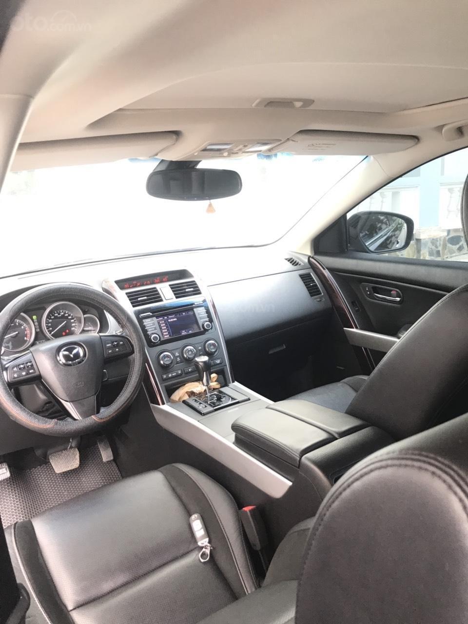 Bán Mazda CX9 màu đen, nhập khẩu Nhật Bản, sản xuất 2015, đăng ký 2016 tên tư nhân (6)