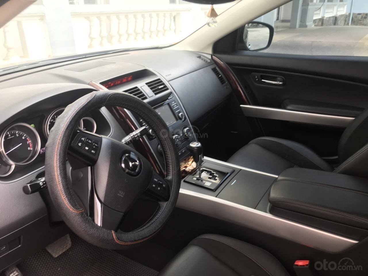 Bán Mazda CX9 màu đen, nhập khẩu Nhật Bản, sản xuất 2015, đăng ký 2016 tên tư nhân (13)