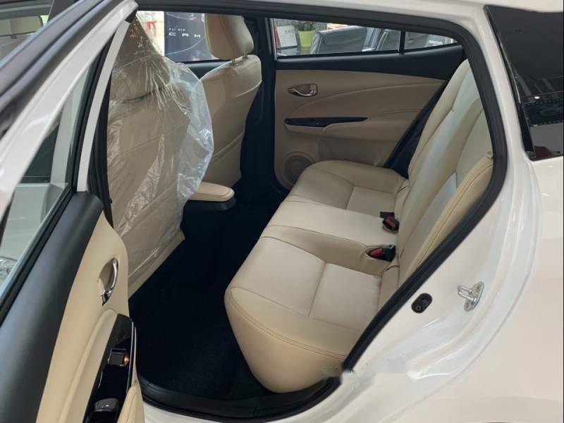 Bán xe Toyota Yaris sản xuất năm 2019, màu trắng, nhập khẩu nguyên chiếc -4