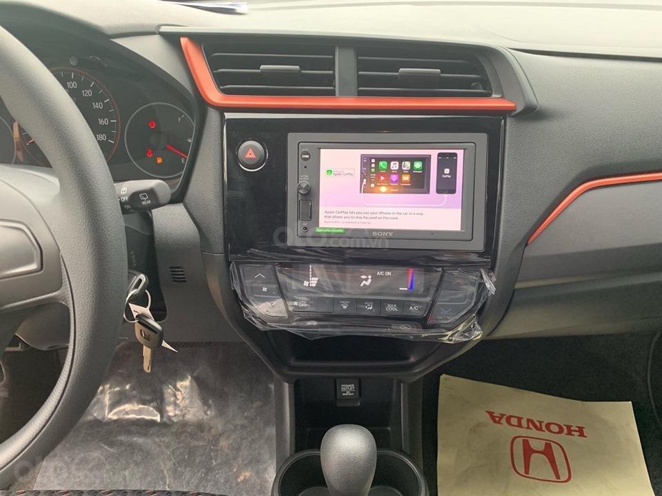 Bán Honda Brio 2019 đồng nai bản RS 2M, giá 454tr. Giao ngay, K/Mãi tốt, vay 80% gọi 0908.438.214 (2)