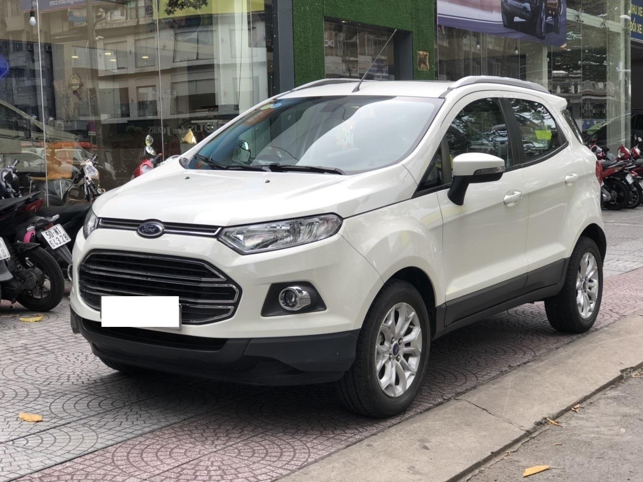 Bán ô tô Ford EcoSport Titanium 1.5AT sx 2015, xe cực đẹp, chính hãng (1)