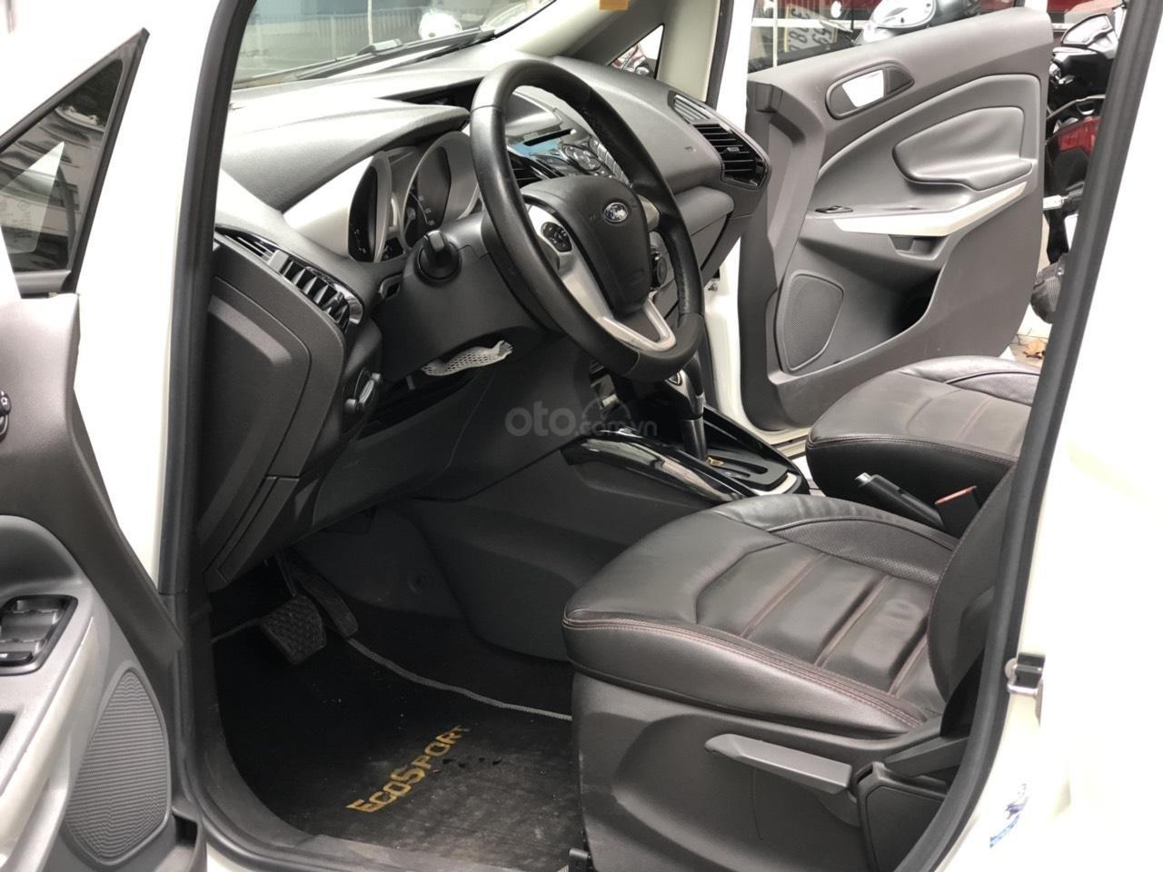 Bán ô tô Ford EcoSport Titanium 1.5AT sx 2015, xe cực đẹp, chính hãng (2)