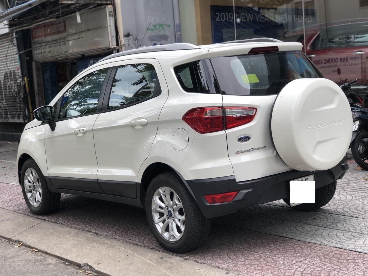 Bán ô tô Ford EcoSport Titanium 1.5AT sx 2015, xe cực đẹp, chính hãng (5)
