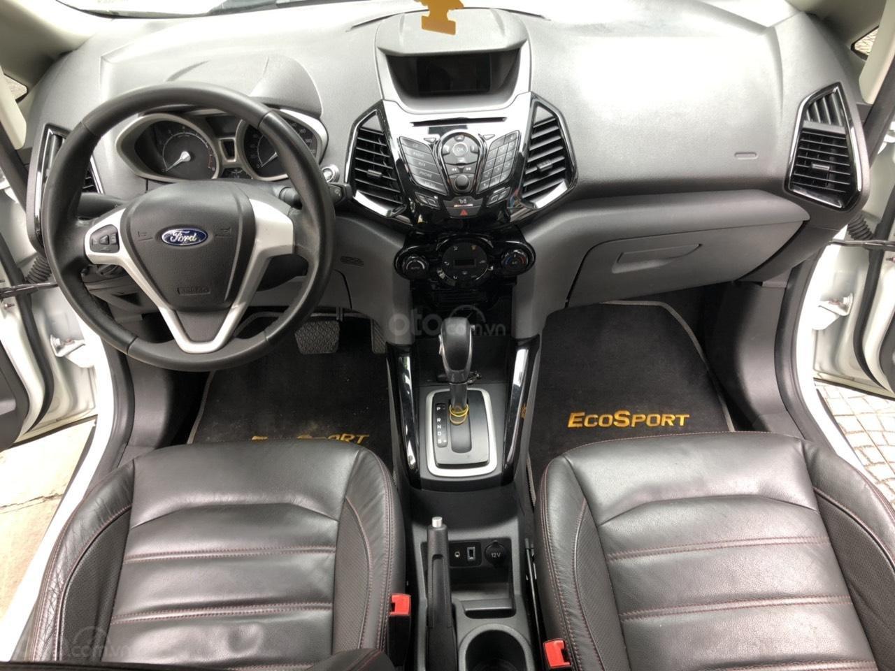 Bán ô tô Ford EcoSport Titanium 1.5AT sx 2015, xe cực đẹp, chính hãng (9)