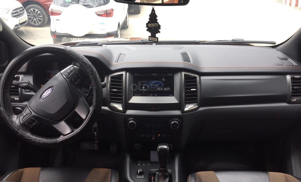 Ranger Wildtrak 3.2L 2016, xe bán tại hãng Western Ford có bảo hành-6