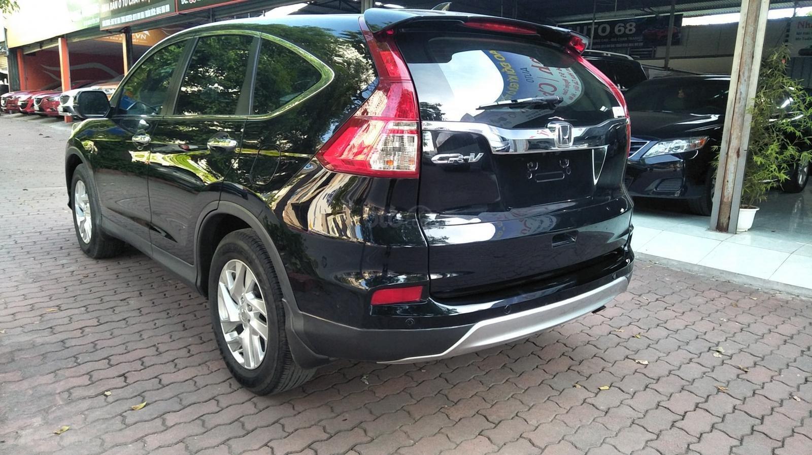 Honda CR V năm sản xuất 2015, màu đen (4)