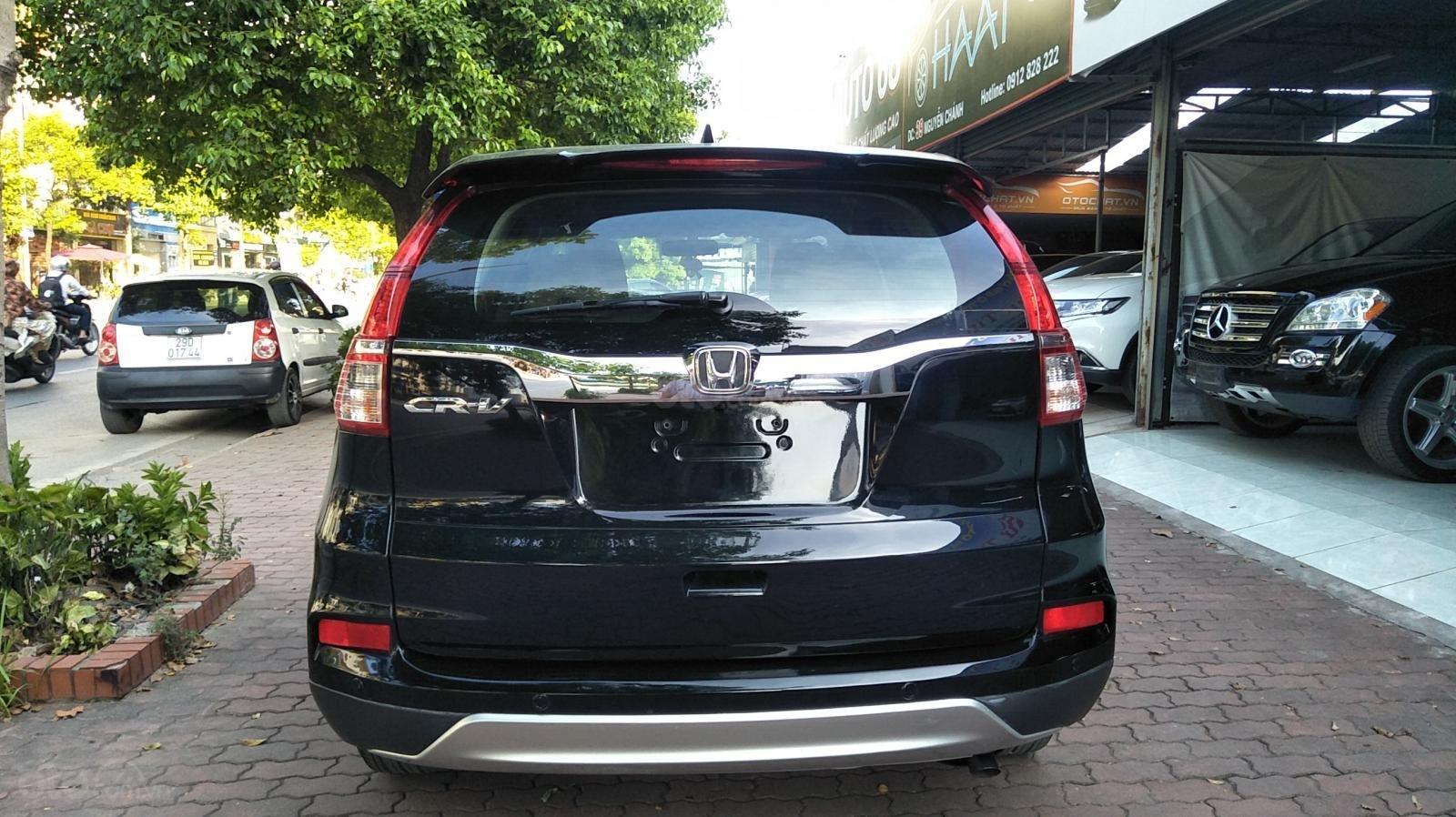 Honda CR V năm sản xuất 2015, màu đen (5)