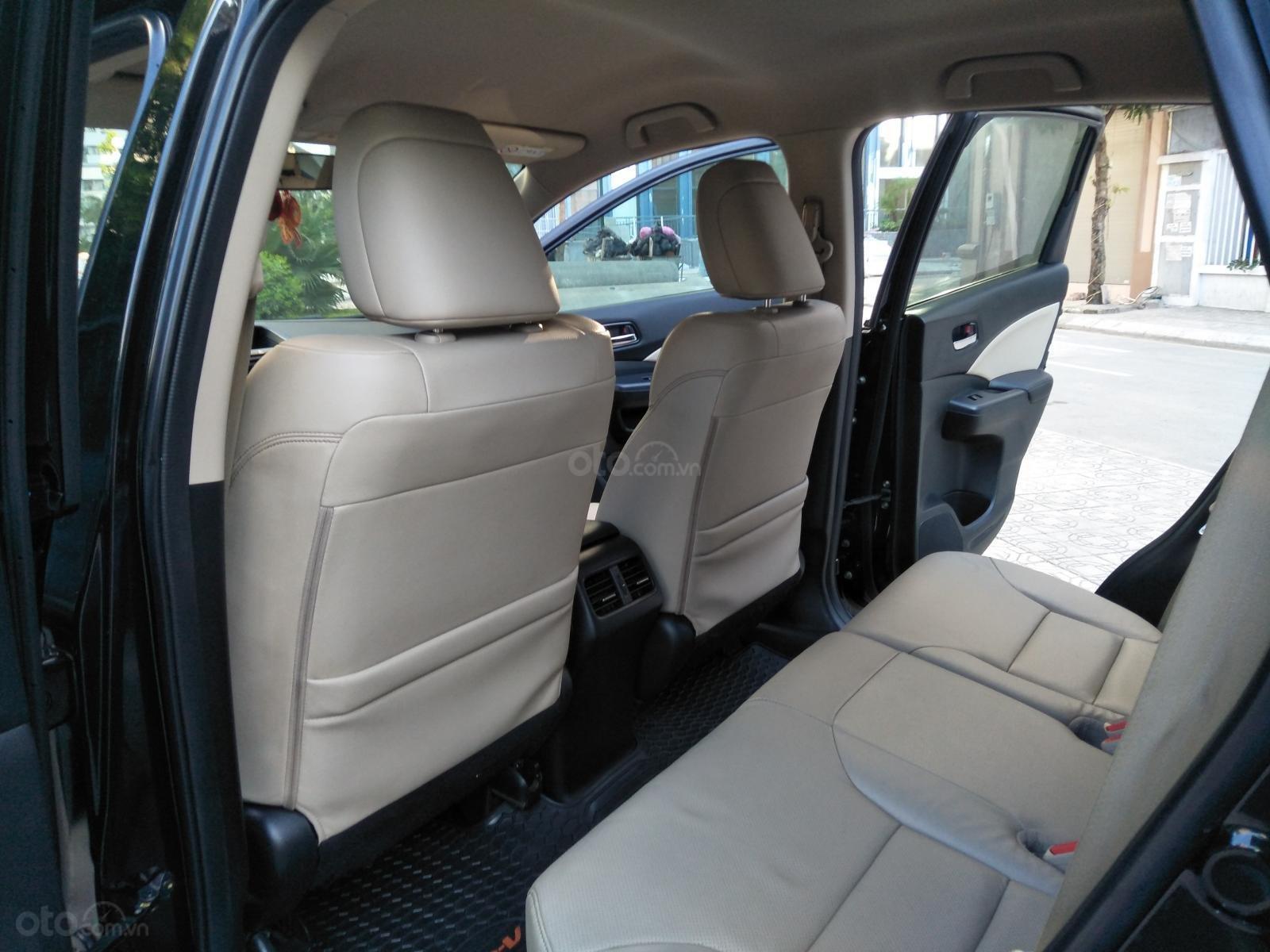 Honda CR V năm sản xuất 2015, màu đen (9)