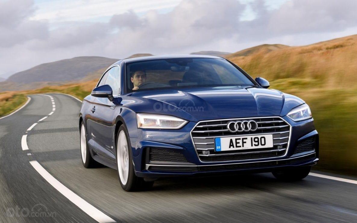 Đánh giá xe Audi