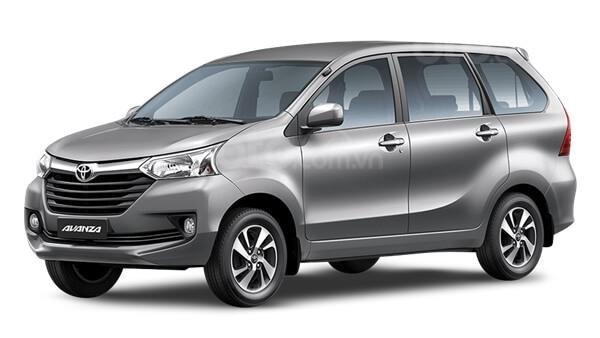 Đánh giá xe Toyota Avanza 2019
