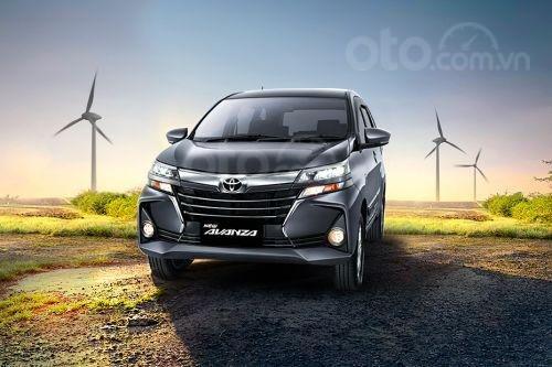 Xe Toyota Avanza 2019