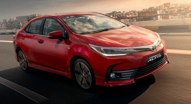 Giá xe Toyota Corolla Altis 2019