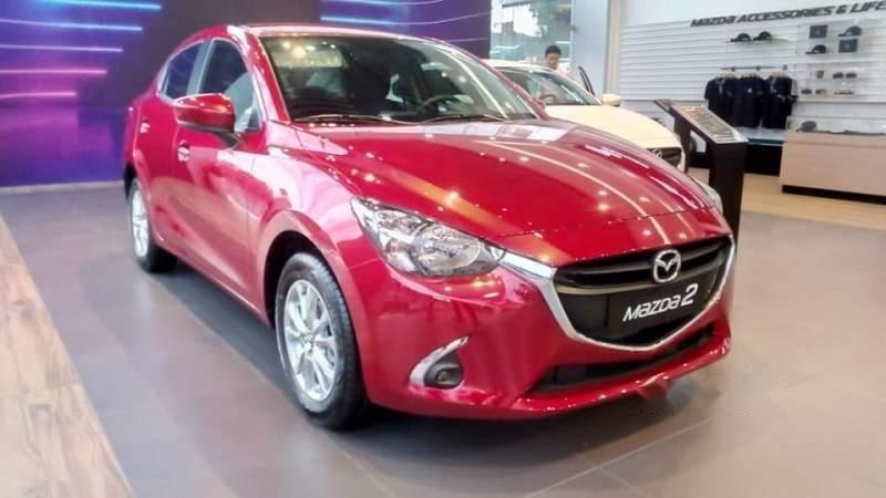 Bán Mazda 2 Deluxe năm sản xuất 2019, màu đỏ, nhập khẩu (4)