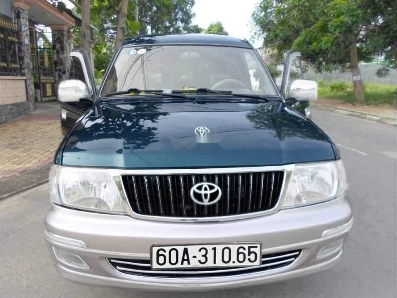 Bán xe Toyota Zace năm sản xuất 2006, nhập khẩu (1)