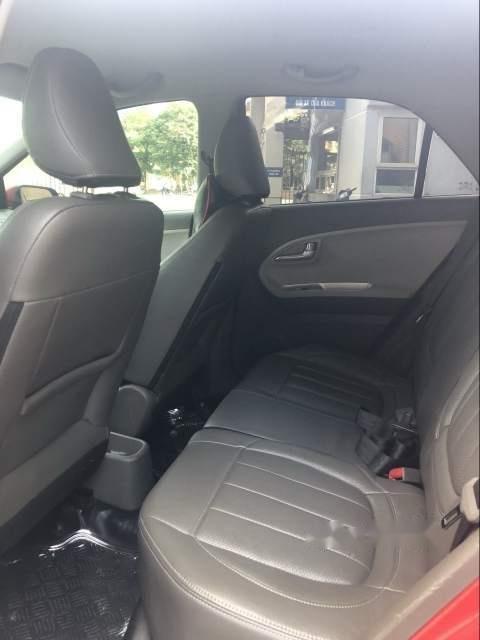 Cần bán xe Kia Morning đời 2015, màu đỏ số tự động, giá 325tr-4