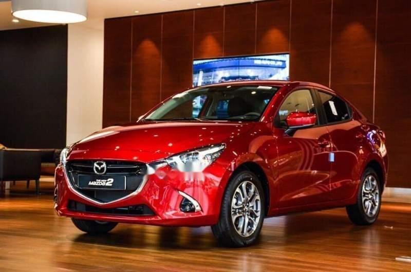 Bán Mazda 2 Deluxe năm sản xuất 2019, màu đỏ, nhập khẩu (6)