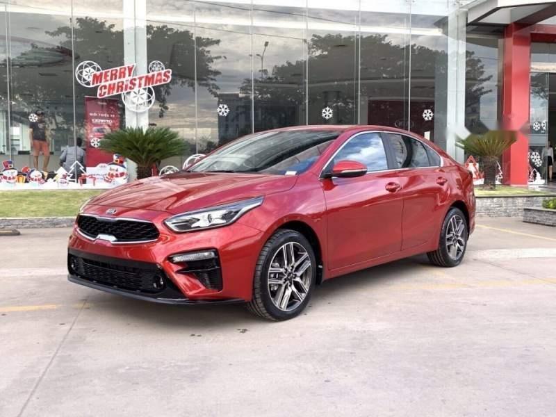 Bán xe Kia Cerato đời 2019, màu đỏ, giá cạnh tranh-5
