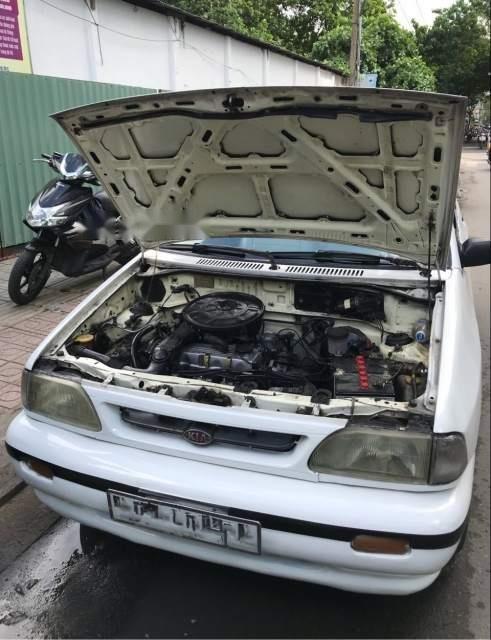 Bán ô tô Kia Pride đời 2000, màu trắng-1