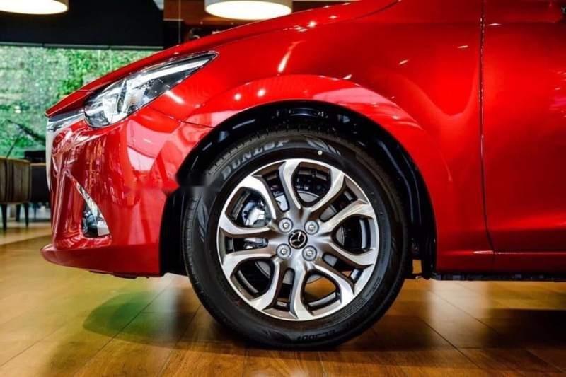 Bán Mazda 2 Deluxe năm sản xuất 2019, màu đỏ, nhập khẩu (5)