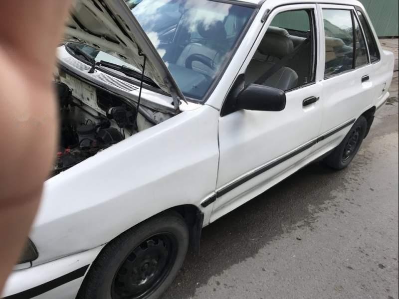 Bán ô tô Kia Pride đời 2000, màu trắng-3