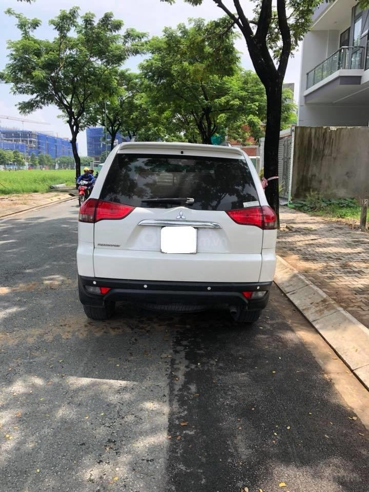 Gia đình cần bán xe Mitsubishi Pajero Sport 2016, số sàn, máy dầu-2