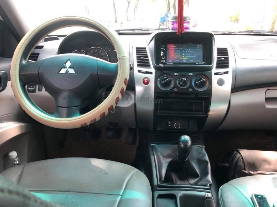 Gia đình cần bán xe Mitsubishi Pajero Sport 2016, số sàn, máy dầu-4