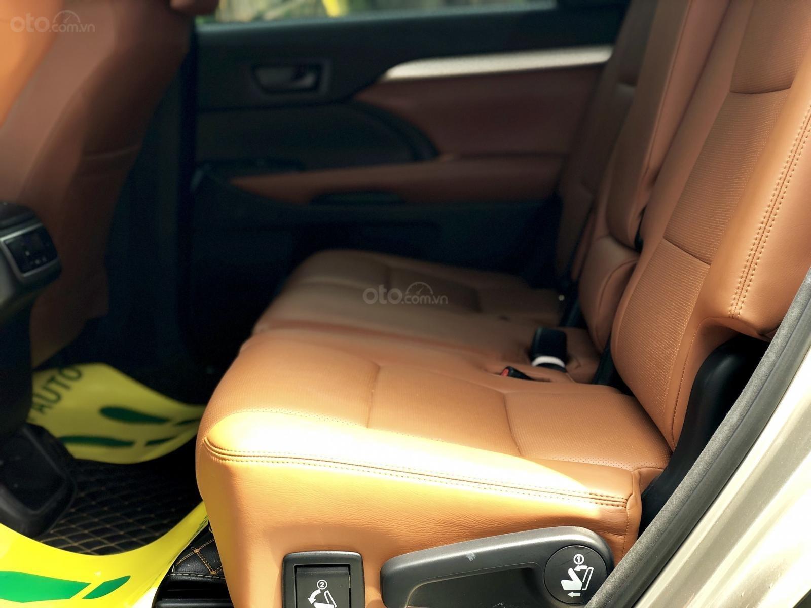 Bán xe Toyota Highlander LE 2.7 2016, màu vàng, nhập Mỹ, LH 0945.39.2468 (14)